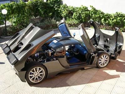 Ishan Sport Car